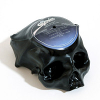 Primal Sound - custom vinyl skulls by Ted Riederer