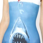 Shark vs. Mermaid Swimsuit