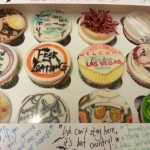 Fear and Loathing in Las Vegas Cupcakes