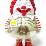 X-ray McSuper-Sized Ronald McDonald