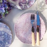Histology dessert plates