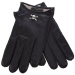 Skull Cropped Gloves by Vivienne Westwood