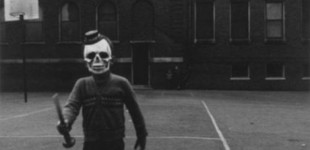 Halloween, South Side - 1951- Chicago - Yasuhiro Ishimoto
