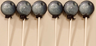 Death Star Lollipops