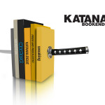 Katana Bookends