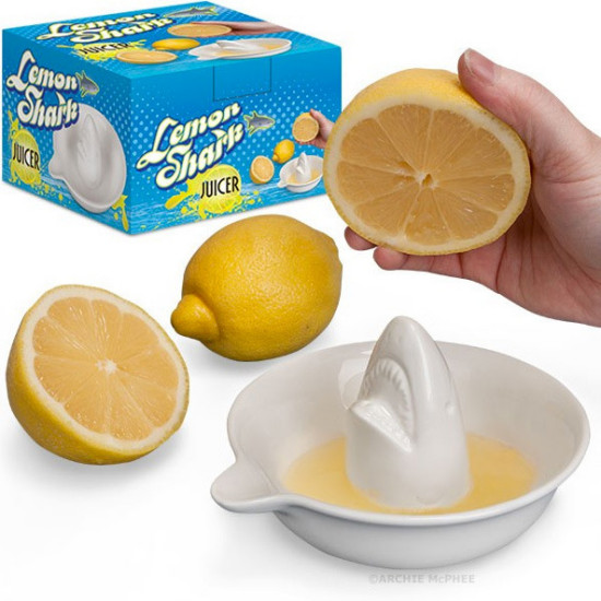 The Lemon Shark Juicer