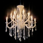 Hot Wax Chandelier