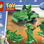 LEGO Toy Story Army Men