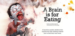 A Brain is for Eating