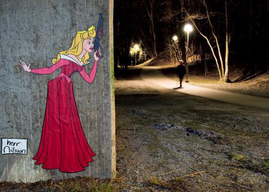 Herr Nilsson - Sleeping Beauty under the Bridge