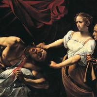 Judith Beheading Holofernes - Caravaggio