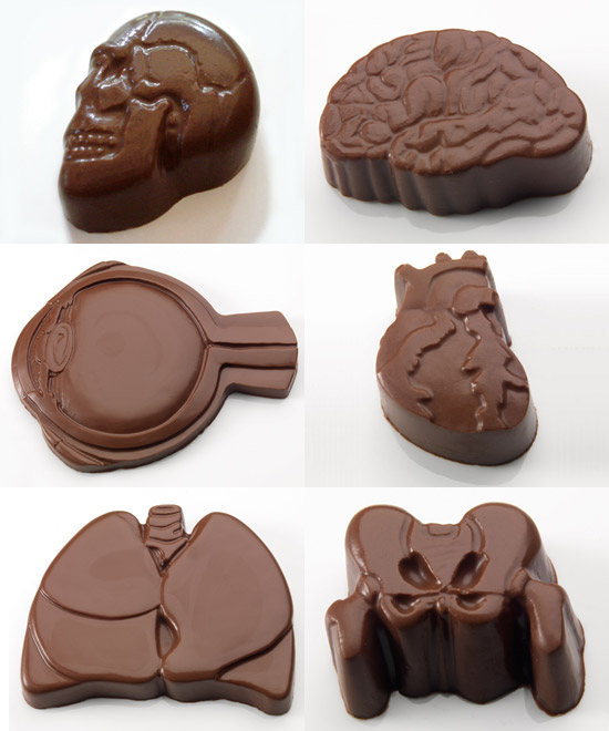 Anatomically Correct Chocolates