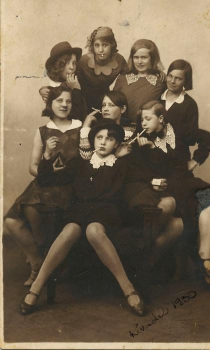 1930's Teen Delinquents