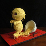 Ramen ses Return Cake