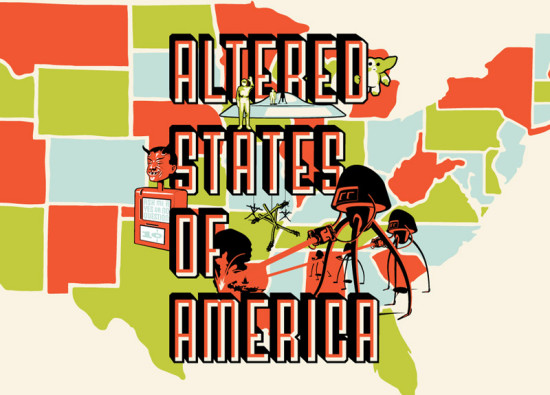 The Altered States of America
