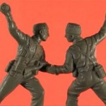 Choreography for Plastic Army Men