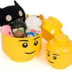 LEGO storage heads