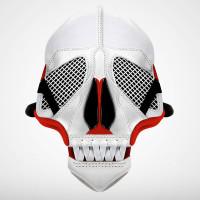 Sneaker Art / Skulls by Filfury