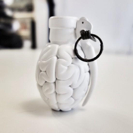 Emilio Garcia Brain Grenade