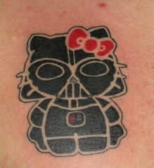 hello kitty tattoo 04