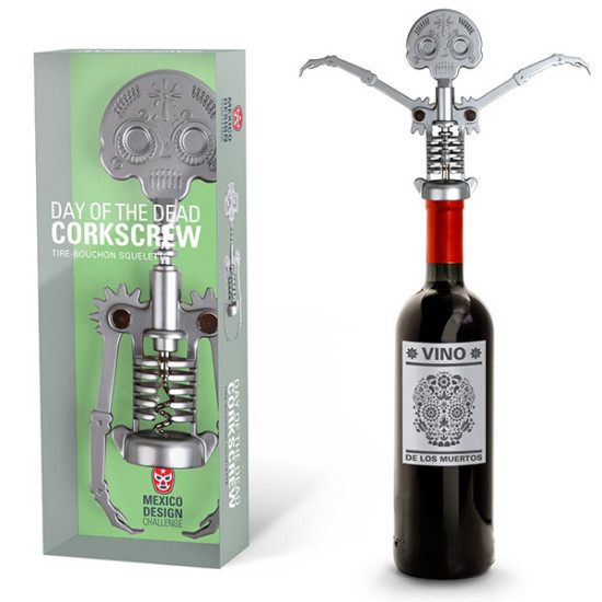 Kikkerland-Day-of-the-Dead-Corkscrew