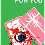 Bloody Valentine's Cards