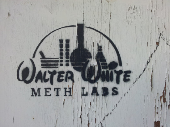Walter White Meth Labs