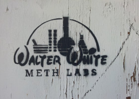 Walter White Meth Labs