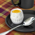 The Egg-o-matic Skull Mold