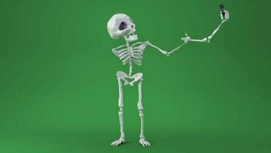 The-Trials-and-Tribulations-of-Being-a-Skeleton
